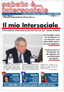 periodico intersociale